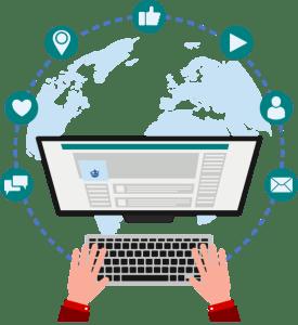 Inelemento - Social Sharing