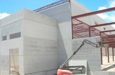 Construcción de naves prefabricadas paneles de hormigón presupuesto en Alicante