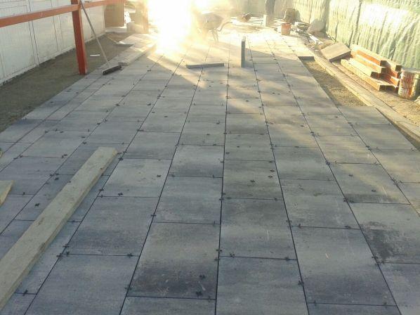 Empresa constructora pavimentos de calles en Alicante