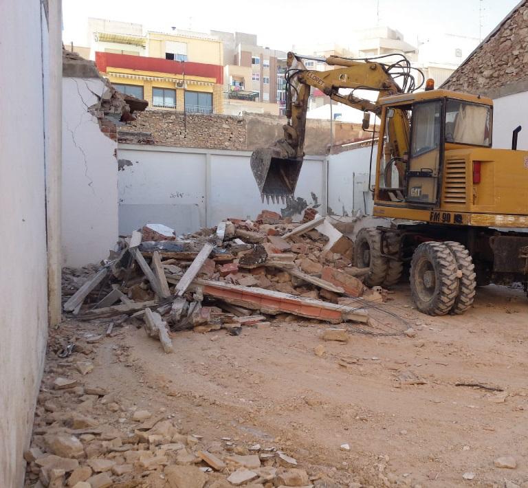 empresa demolicion alicante