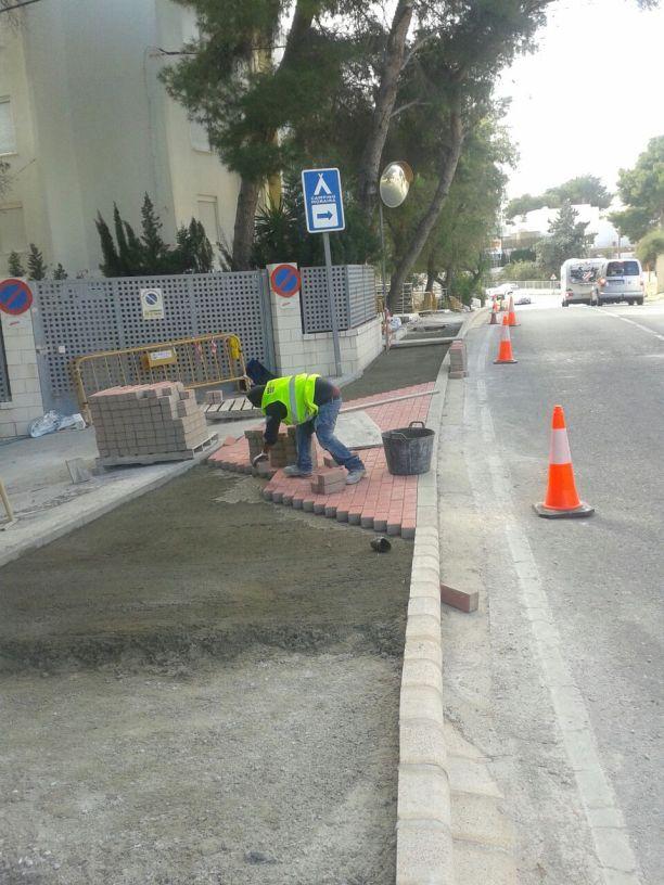 constructora alicante pavimentos adoquin