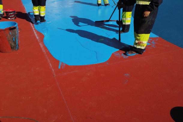 empresa constructora de pistas deportivas presupuestoen Alicante