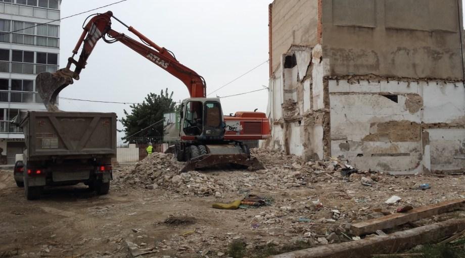 derribos de edificaciones alicante