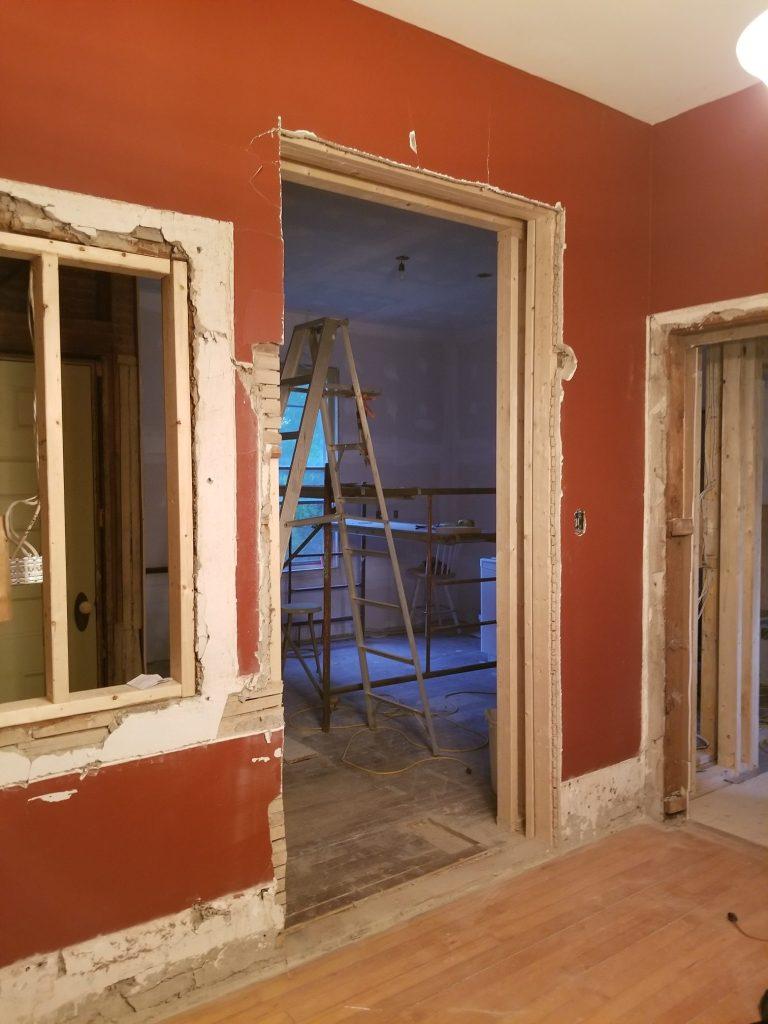 kitchen renovations engineering