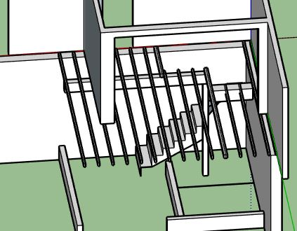sketchup model engineering