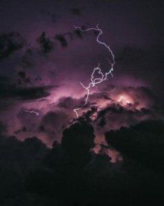 Storm clouds Image