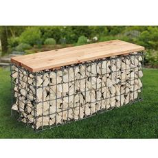 panchina-giardino-gabbia-pietra