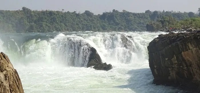 Dhuandhar Waterfalls India