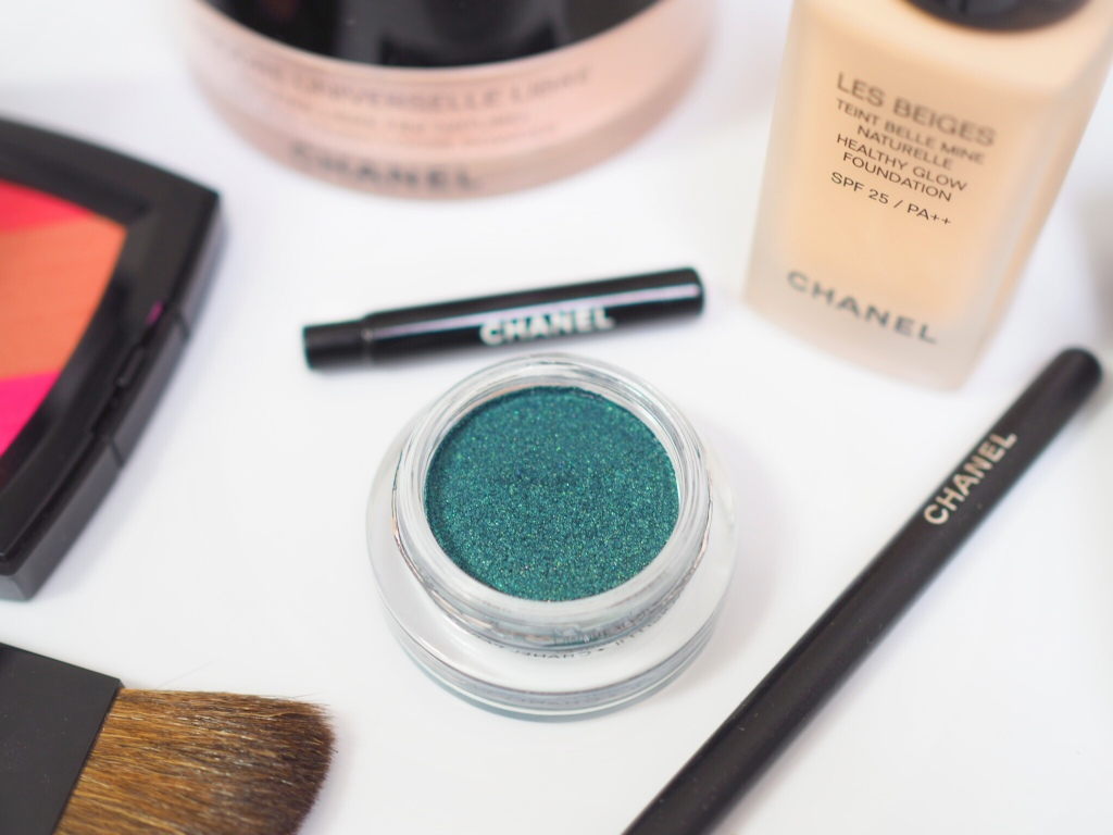 CHANEL Griffith Green
