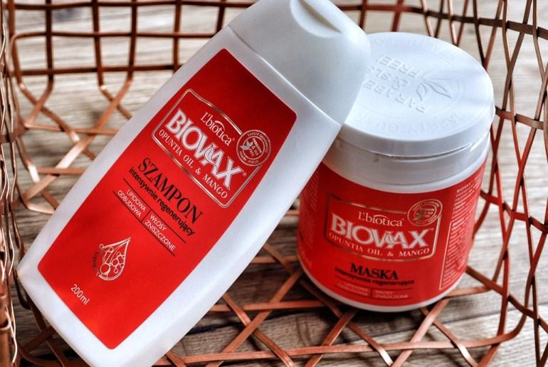 L'Biotica BIOVAX OPUNTIA OIL & MANGO.