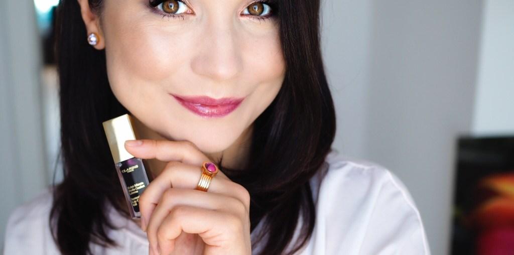 Clarins   Instant Light Lip Comfort Oil - Blackberry