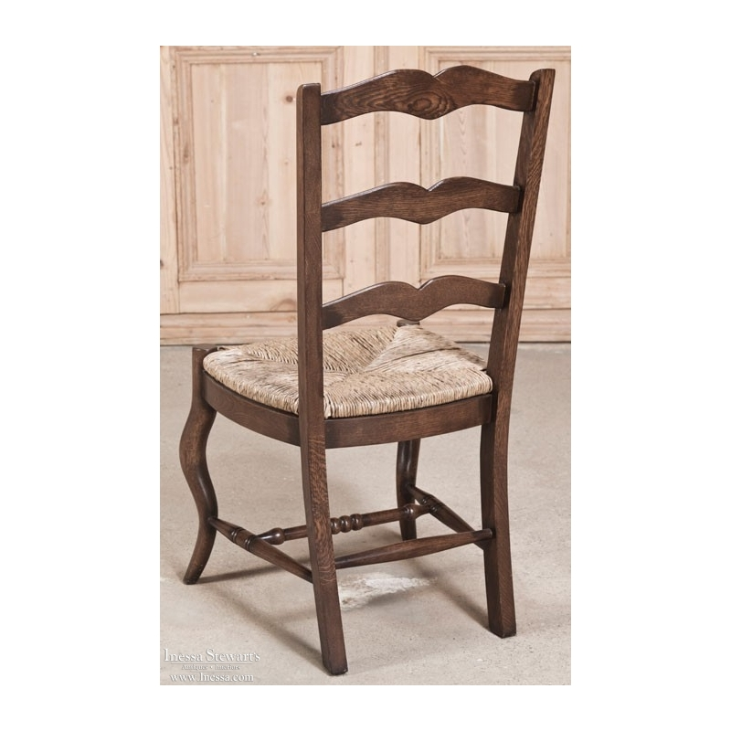 Country French Dining Chair  Inessa Stewarts Antiques