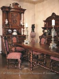 Antique Gothic Furniture For Sale