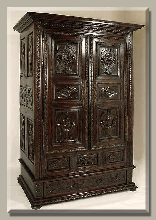 Antique of the Week  Country French Armoire  Antiques in