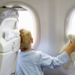 Как играть с детьми в самолете