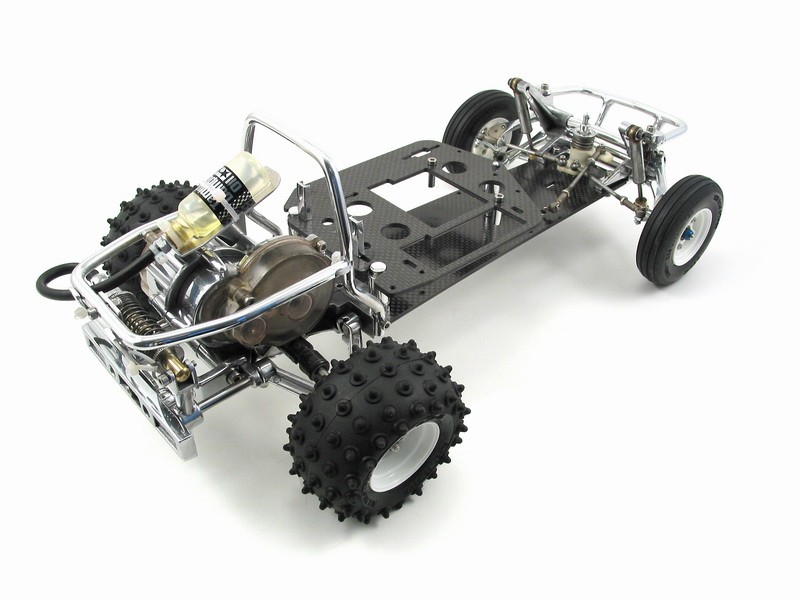 Vintage Tamiya Super Champ And Kyosho Tomahawk Rc Tech