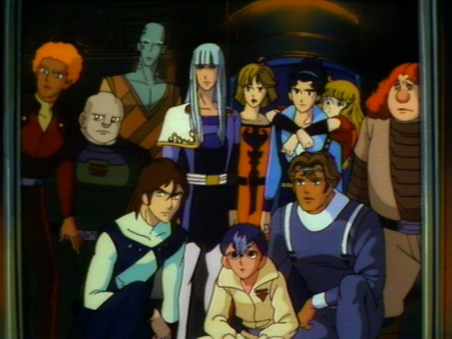 Image result for they were eleven anime