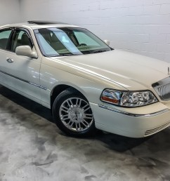 used 2007 lincoln town car signature [ 1600 x 1200 Pixel ]