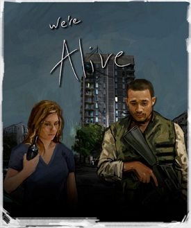 Image result for we're alive