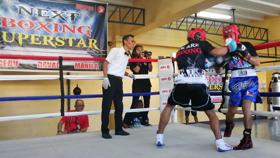 Next Boxing Superstar - Bryan James Wild