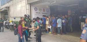 Oplan Harabas Ayala Center Cebu Terminal2