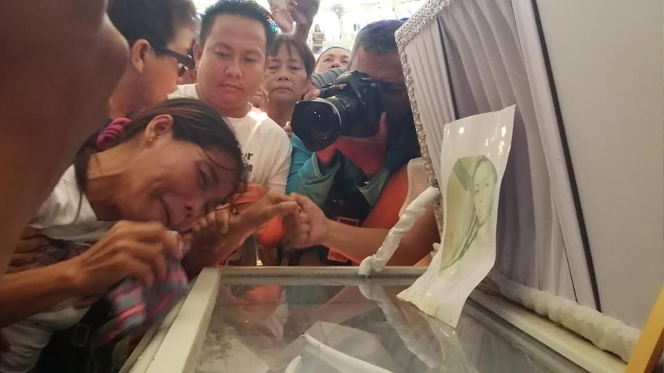 saliwan burial