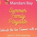 SUMMER'S MOST FUN FAMILY PLAYDATE IS AT MANDANI BAY