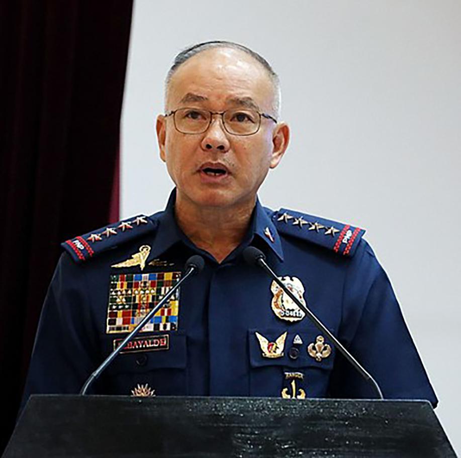 PNP Chief General Oscar Albayalde2