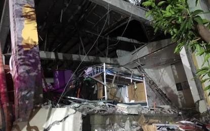 Porac, Pampanga quake