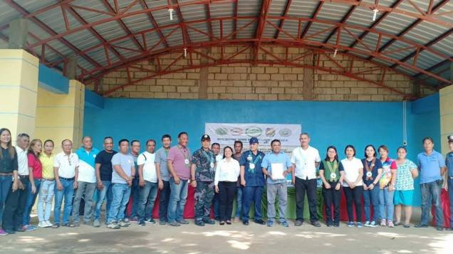 41 Barangays in Siquijor, 1 in Negros Oriental Formally Declared as Drug Cleared3