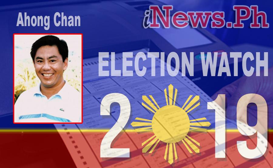 inews ELECTION WATCH 2019 ahong chan