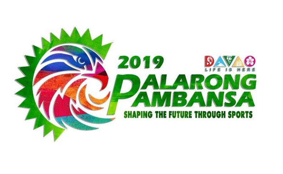palaro 2019 logo