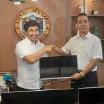 LAPU INKS SISTERHOOD AGREEMENT WITH JINJIANG CHINA, E-LIBRARY TO OPEN SOON