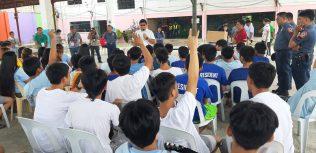 ga Operation Second Chance residents nga giistorya ni Mayor Edgardo Labella