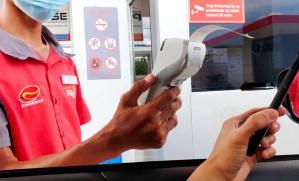 Phoenix gas contactless payment