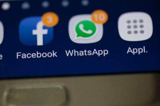 New face WhatsApp