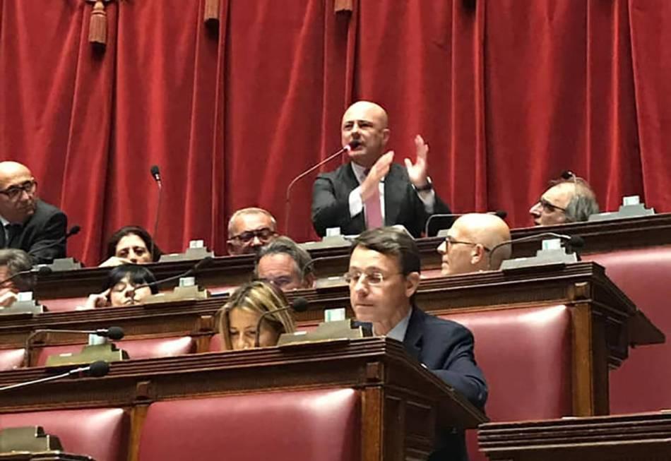 Antonio Pentangelo, Forza Italia - Foto Facebook