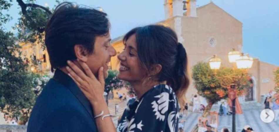 Serena Rossi e Davide Devenuto matrimonio