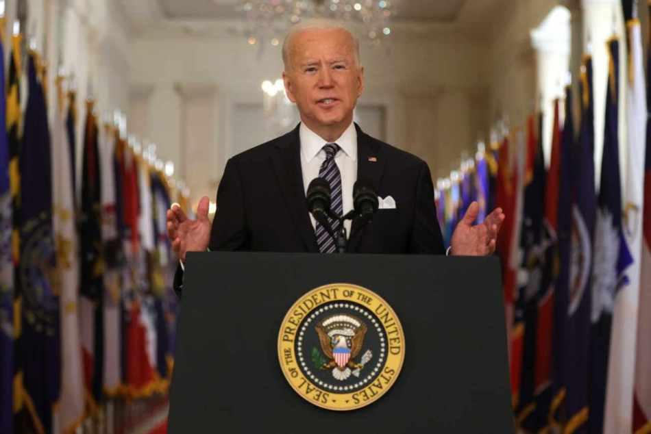 Usa, piano ambizioso di Joe Biden