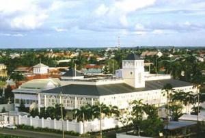 U.S Embassy, Georgetown, Guyana