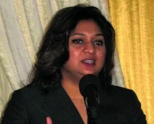 Minister of Education, Priya Manickchand