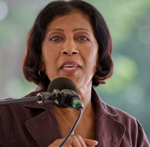 First Lady, Guyana
