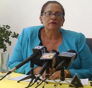 Fly Jamaica's Director of Finance and Commerce, Roxanne Reece