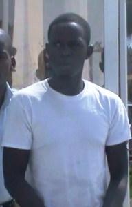 The accused bus driver, Dwayne Darrel. [iNews' Photo]