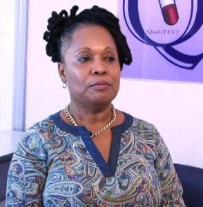 Managing Director, Yvette Irving