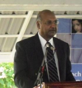 Chancellor of the Judiciary (ag), Carl Singh.