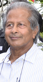 President of GAWU, Komal Chand