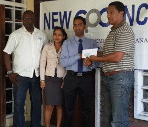 GPC hands over sponsorship