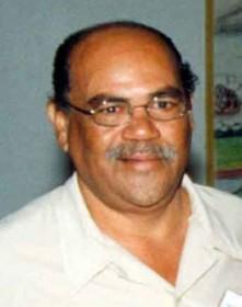 Former Member of the GGDMA, Tony Shields.