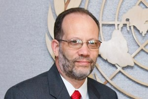 Secretary General of Caricom, Irwin LaRocque